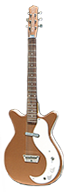 Mid-1960s Danelectro Standard model numbers 3012 and 3011