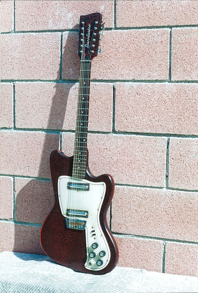 1967 Dane C Series Twelve String