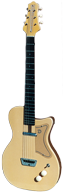 1954 U1 Peach with Bell Headstock