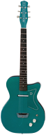 1957 Aqua Green U1 Series Danelectro with Red U2